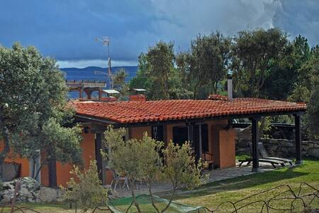 Casa Oeste en El Tejado - Salamanca - El Tejado de Béjar - Hus