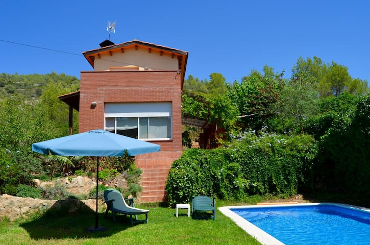 Nice country house near Sitges - Olivella - Villa