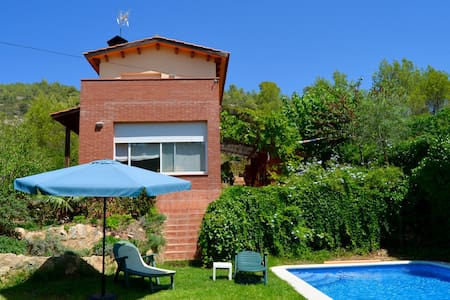 Nice country house near Sitges - Olivella