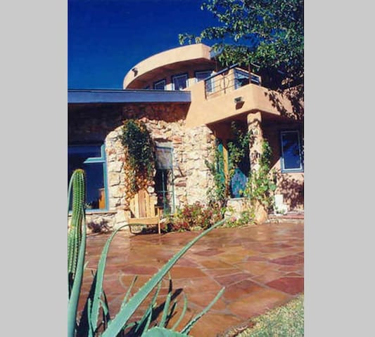 Mescal Canyon Retreat - Gold Room  - Clarkdale - Bed & Breakfast
