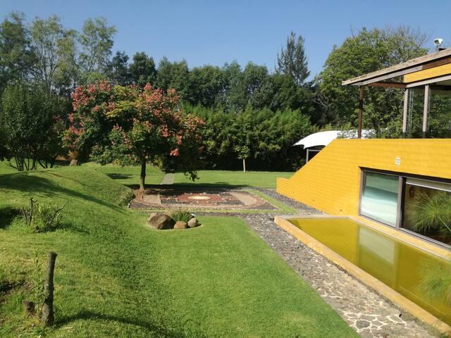 Casa en el Campo Hotel & Spa Dormitorio Lavanda