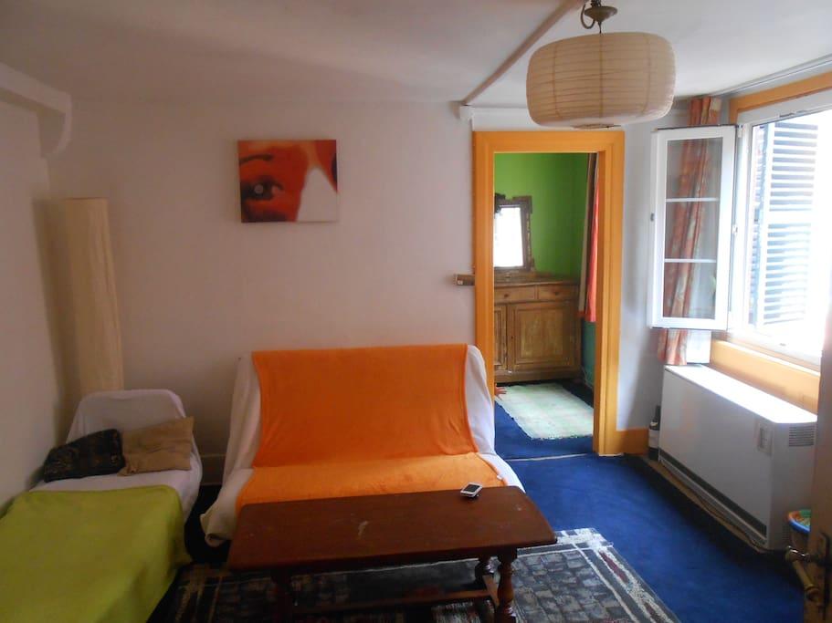 Appartement calme c t cath drale appartements louer - Appartement meuble a louer strasbourg ...