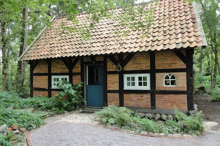 Gemütliches kleines Fachwerkhaus - Worpswede - House