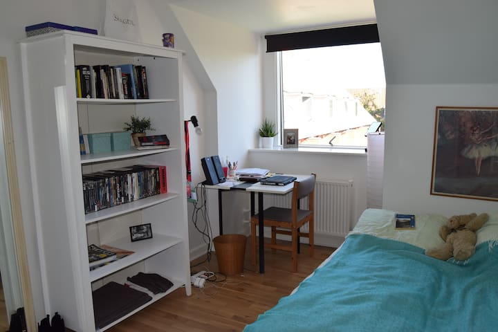 Big apartment with parking space - Aarhus - Appartement
