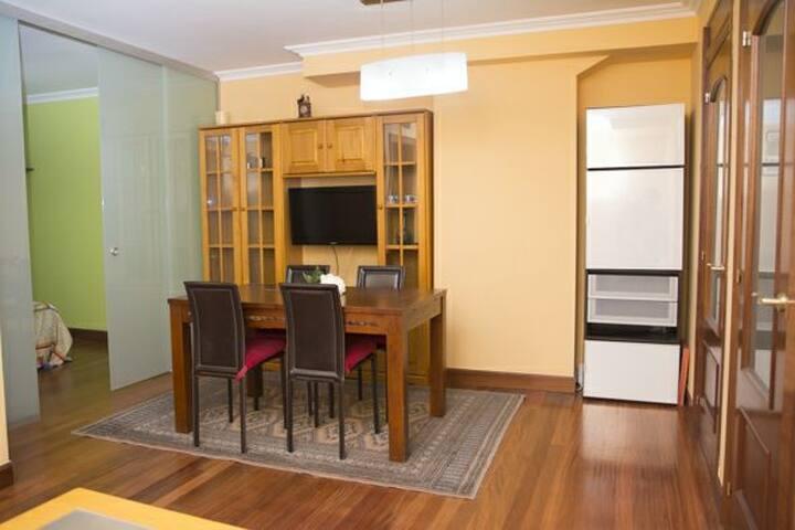 Apartamento funcional en el centro de Santoña