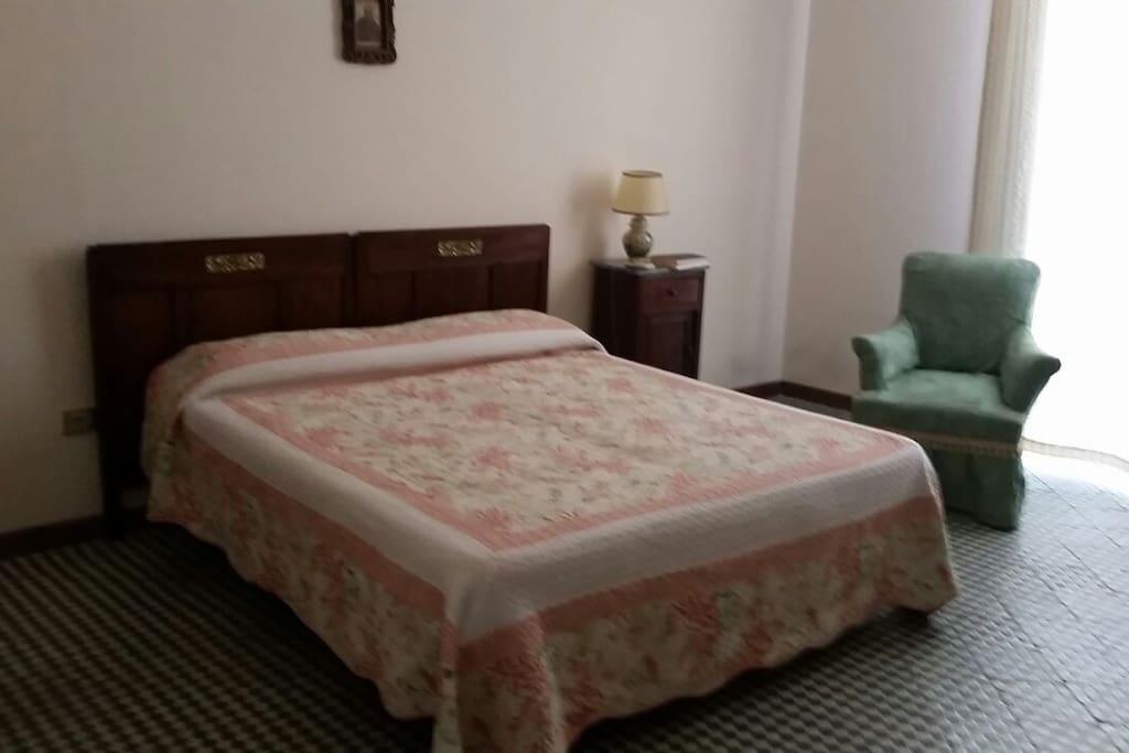 Prima Camera Matrimoniale, con aria condizionata