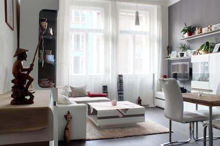 Modern home in downtown Prague - Praha 4 - Apartment