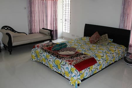 Nice Private Room For Traveler - Dhaka - Apartment