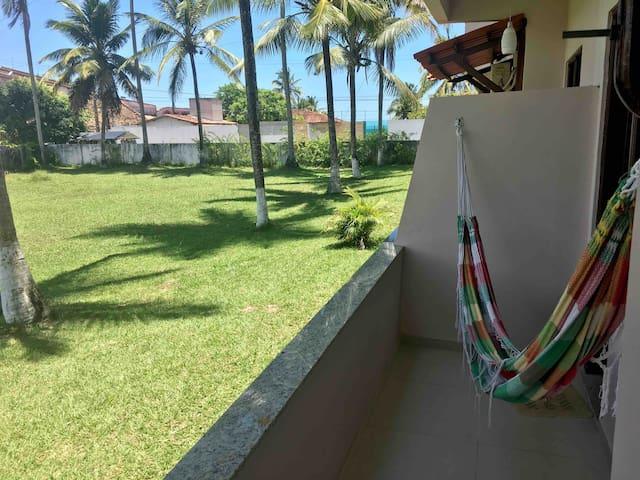 Apartamento em praia de Guaibim -BA