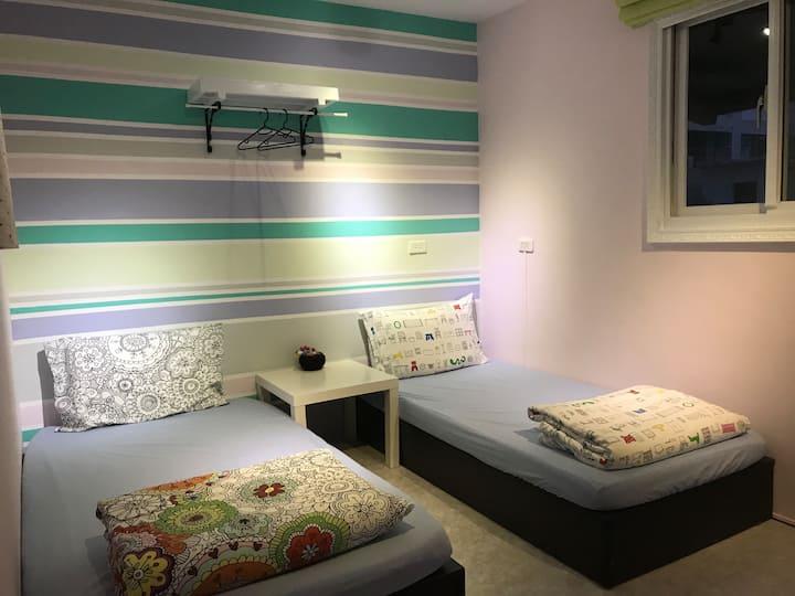 2.雙人雙床房(我還有其他房源)