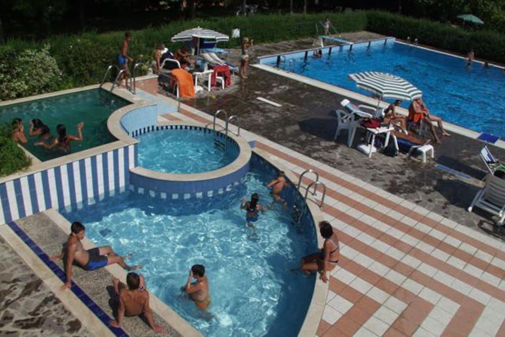 piscina del sole