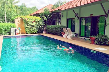 September Inn Villa-Family suite - Chiang Mai - Huvila