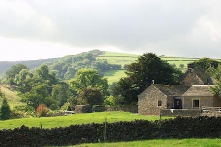 Paddock Cottage, Shatton Hall - Bamford - Casa