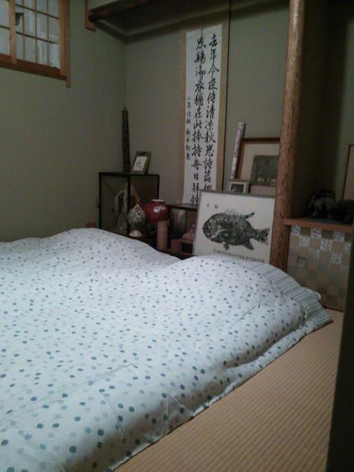和室 japanese room4F