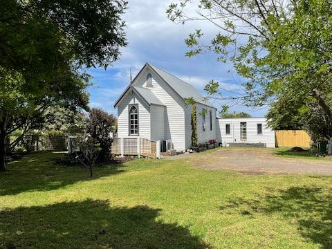 乡村教堂,空间宽敞,风格独特