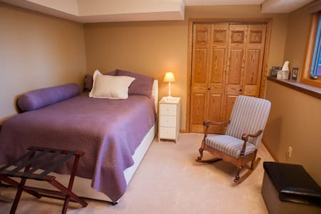 Relax on Mina Lake (Double & Single beds) - Aberdeen