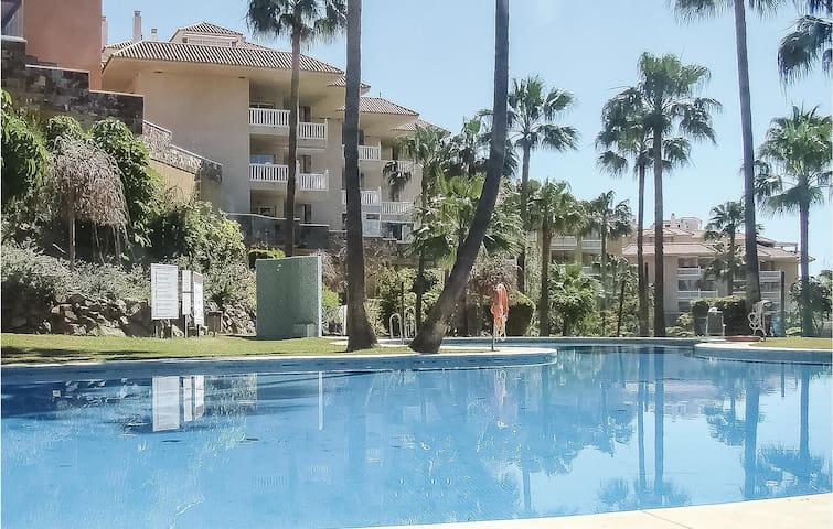 Holiday apartment with 1 bedroom on 65m² in Benalmadena