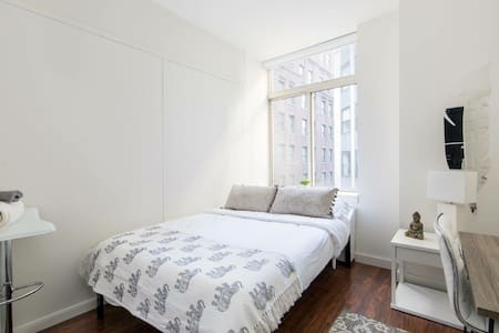 Airy and New one Bedroom Financial District - New York - Apartment