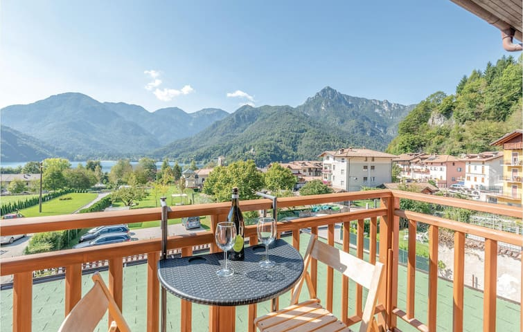 Holiday apartment with 2 bedrooms on 58m² in Ledro (TN)