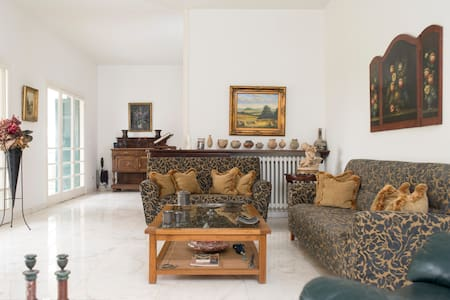 Furnished & Renovated 3BD w/ View - Baabdath - Departamento