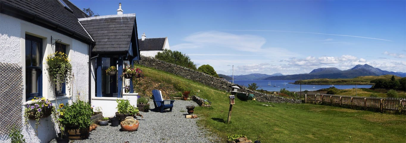 Cnoc an t-solais - Isleornsay - Huis