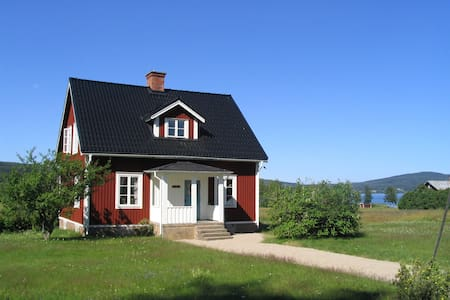 Holiday house in Varmland with boat - Sörby
