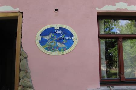 Gezellig boerderijappartement - Mała Kamienica - Lakás