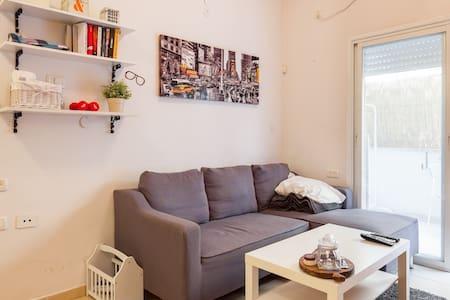 1bd apartment-center of Tel Aviv - Tel Aviv-Jaffa - Huoneisto