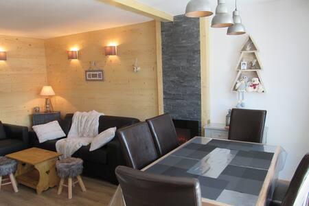 Appartement rénové de 40m² au coeur de ValThorens