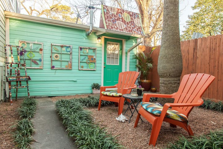 Bohemian Cottage - Houston - Apartment
