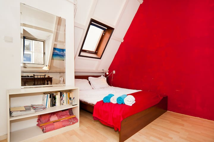 Quiet room in Amsterdam Center - Amsterdam - Daire