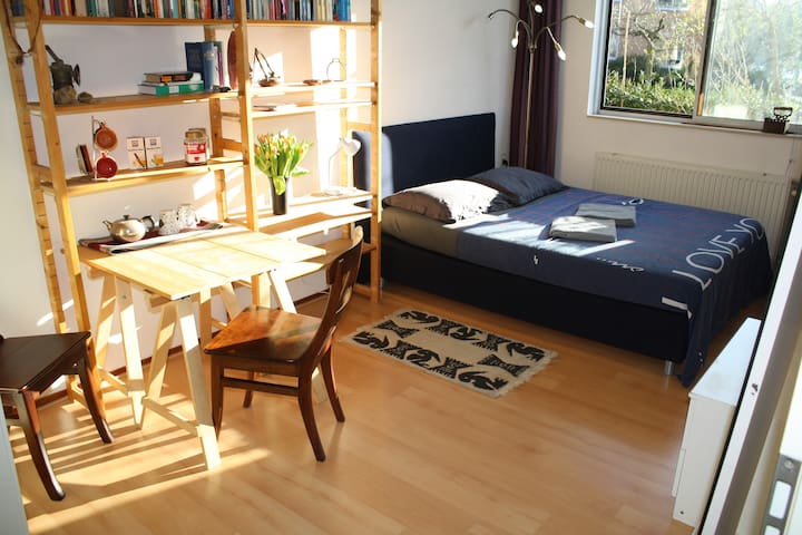 Bed & Breakfast in Oud West Area - Amsterdam - Daire