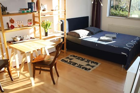 Bed & Breakfast in Oud West Area - Amsterdam - Apartment