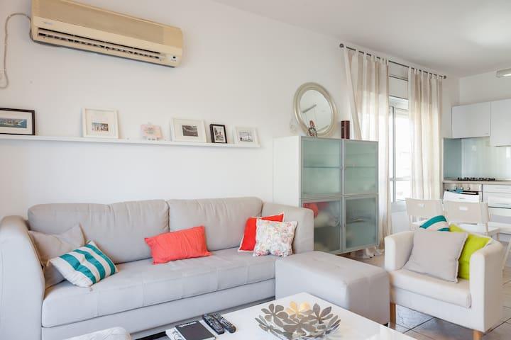 Apartment In The center Of Tel Aviv - Tel Aviv-Yafo - Apartamento