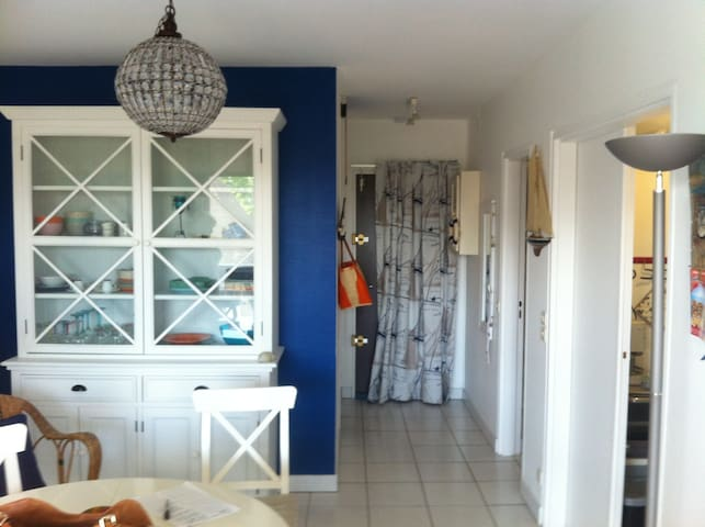 Nice Flat 50m Beach and Center - WIFI - - Cabourg - Wohnung
