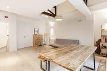 Luxury Soho Loft