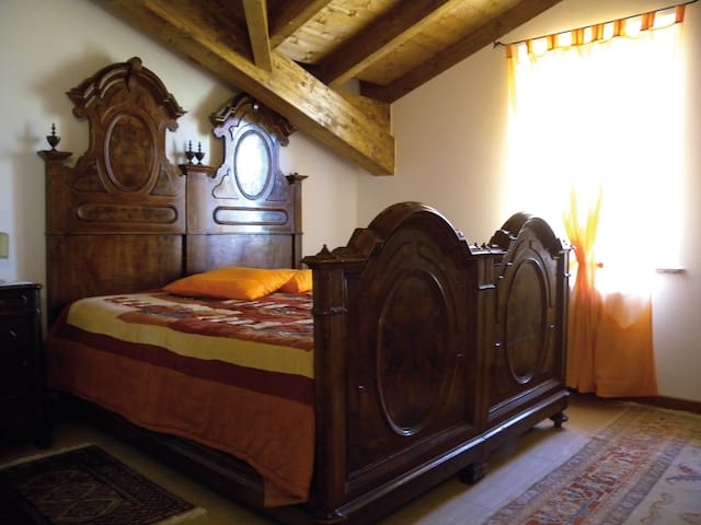CASCINA SAN MARTINO ROMANTIC APARTMENT West - Moasca - Wohnung