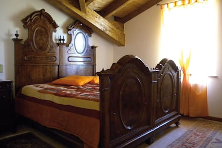 CASCINA SAN MARTINO ROMANTIC APARTMENT West - Moasca - Lejlighed