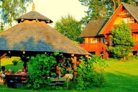 House in Kashuby 30km Gdansk - Nowa Wieś Przywidzka