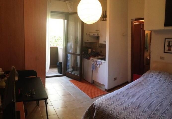 affitto monolocale a buccinasco (mi - Buccinasco - Apartment