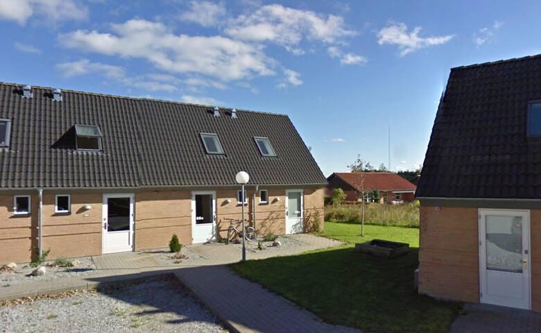 Hyggeligt lille rækkehus Aalborg