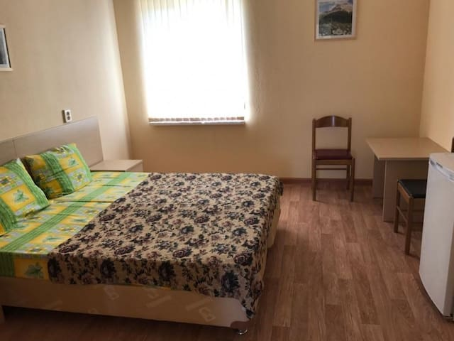 Two seven-bedded room. Guest House Family