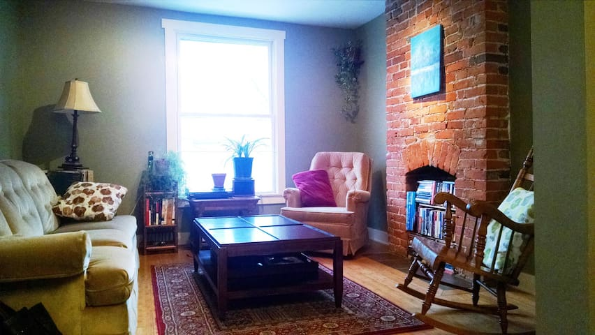 Exceptional condo in Short North - Columbus - Huis