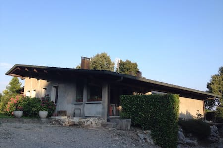 A great house surrounded by nature - Lanzo d'Intelvi, Como - Villa