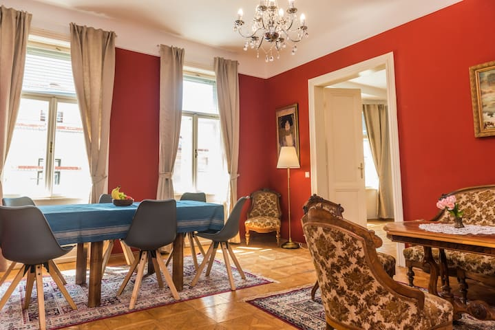 Vienna Palais Design Apartment