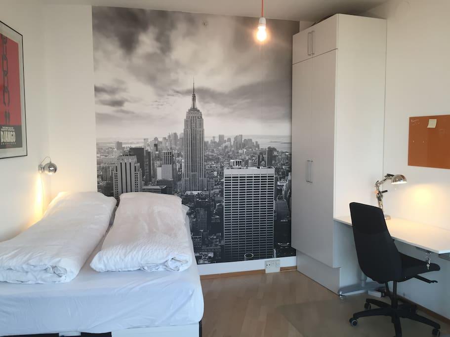 Luxury room, sea view, private bath
