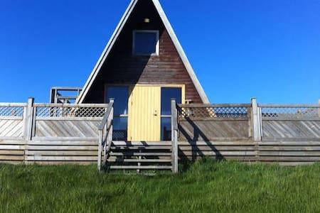 Iceland; summerhouse - House