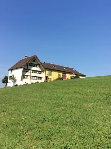 Beautiful countryside.. - Brülisau - House