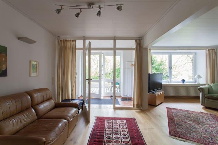 Nähe Steinhuder Meer - barrierefrei - Wunstorf - Appartement