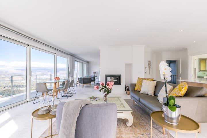 Luxusapartment Kandinsky mit Panoramablick